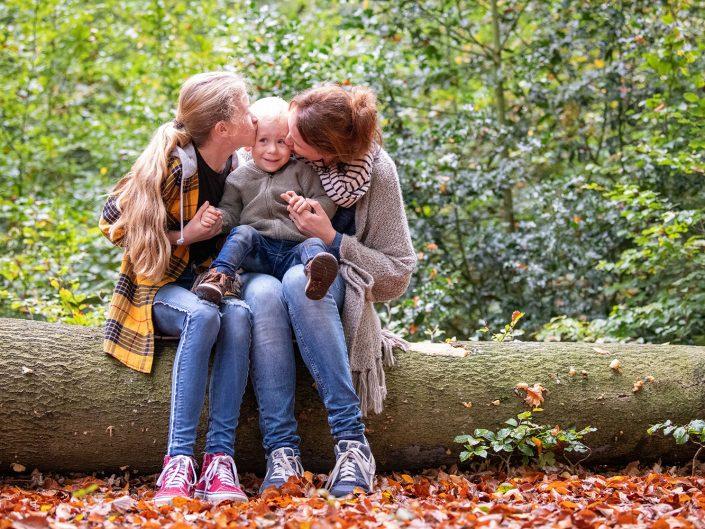 Fotosessie Isabel, Sarah & Moos