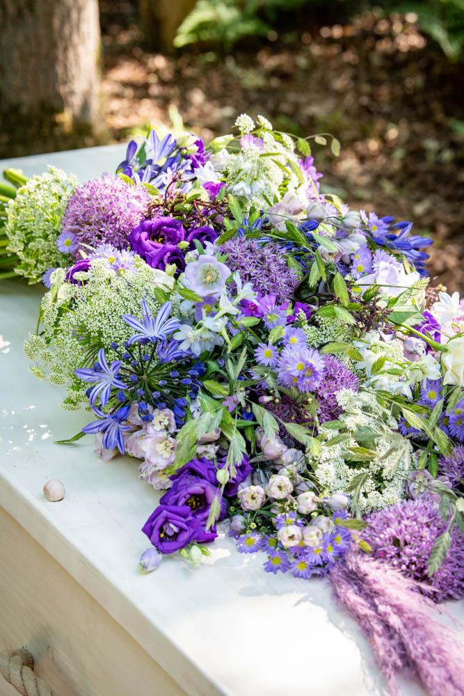 kist bloemen